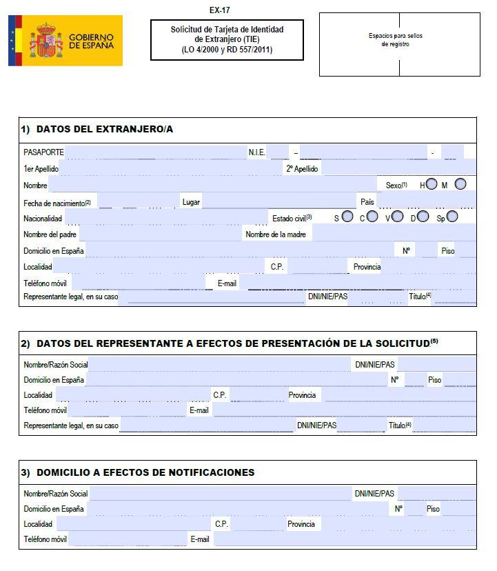 dia citizenship application form