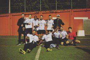 Football Tournament - GBSB Winner