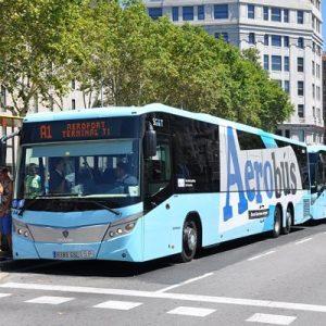 Aerobus Barcelona Discount