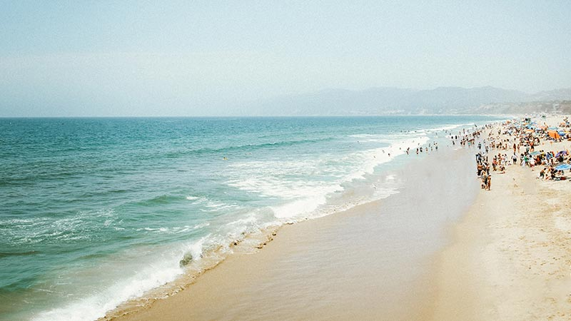 Castelldefels: One of the best beaches near Barcelona