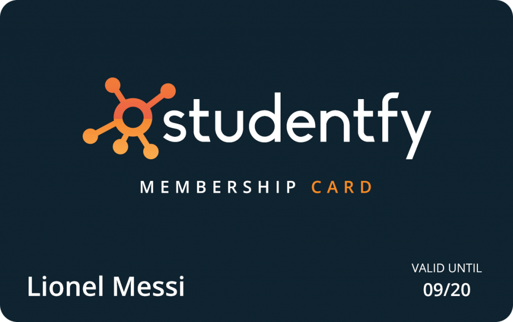 Studentfy The Best Discount Card in Barcelona