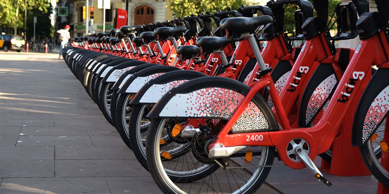 Bicing: Barcelona's Bike-Sharing System