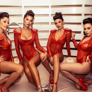 Discount Pacha Dancers