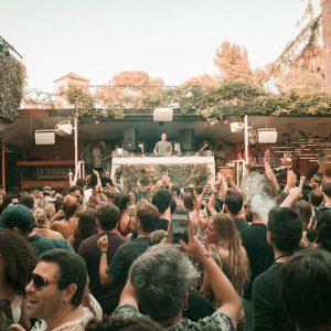 La Terrrazza Club in Barcelona