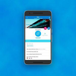 Discount Sanitas Mobile App